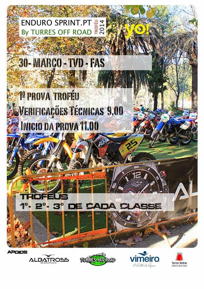 ENDURO SPRINT.PT 2014 - 1ª Prova - FAS - Torres Vedras 55111310