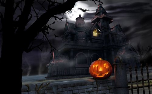 [Mini-Event] Welcome to Halloween Night Party ♥ [Topic Commun] Hallow11