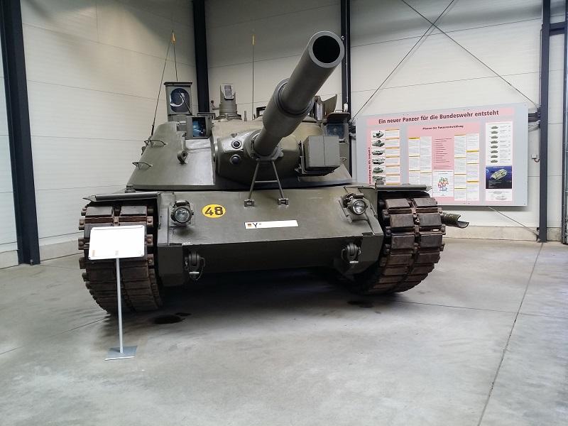 Ein Besuch im Panzermuseum Munster  - Seite 2 4-a11
