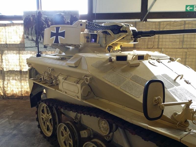 Ein Besuch im Panzermuseum Munster  - Seite 2 Wiesel10