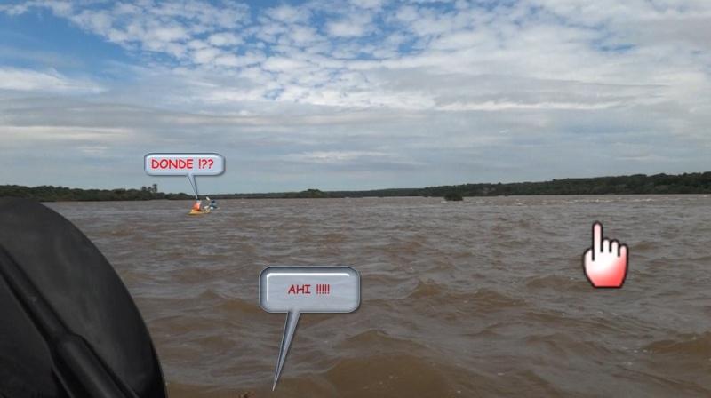 Kayakeada en Río Uruguay. Adrenalina pura...!!! 0jhb10