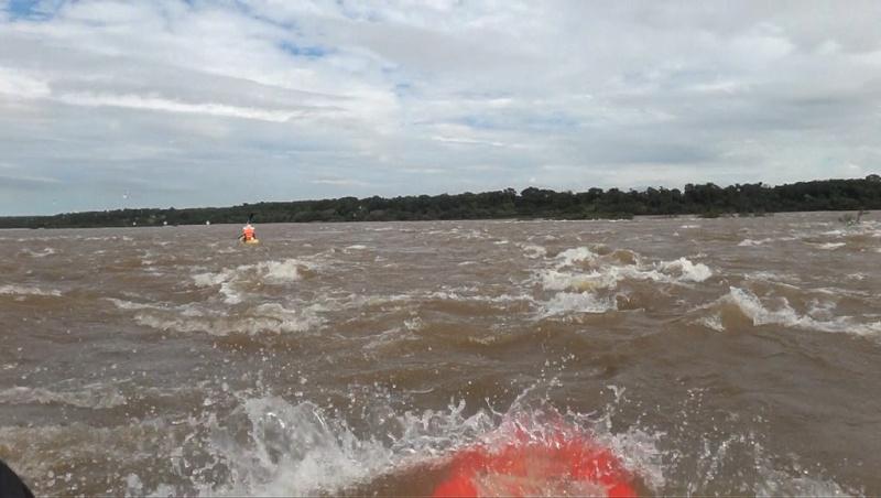 Kayakeada en Río Uruguay. Adrenalina pura...!!! 0oww10