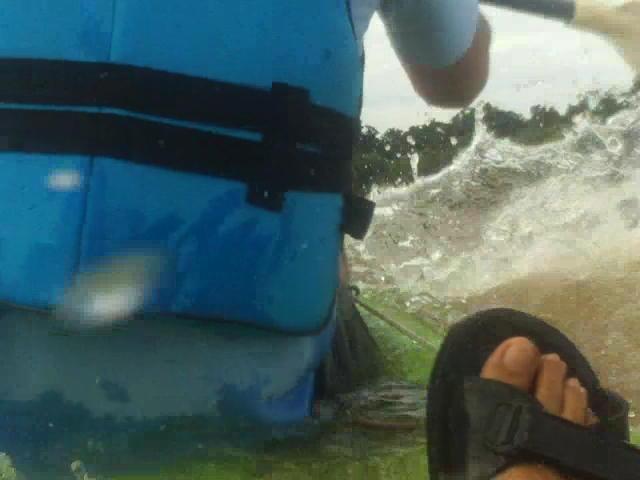 Kayakeada en Río Uruguay. Adrenalina pura...!!! 1-26-215