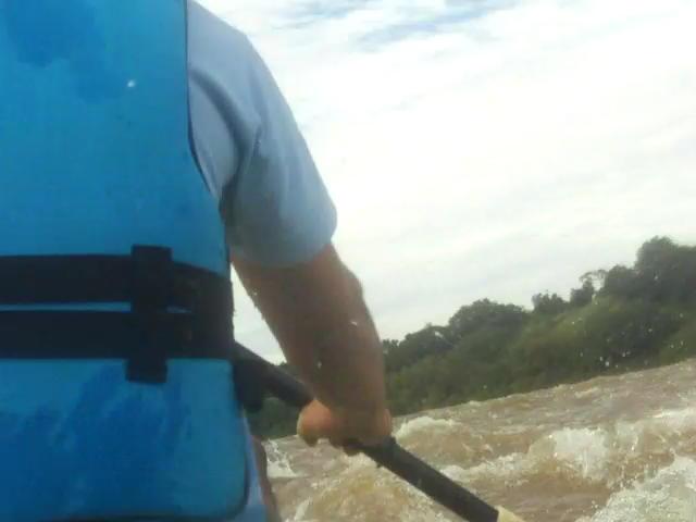 Kayakeada en Río Uruguay. Adrenalina pura...!!! 1-26-217