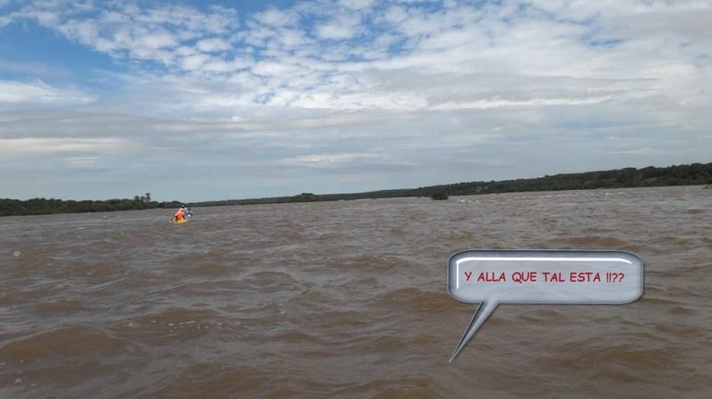 Kayakeada en Río Uruguay. Adrenalina pura...!!! 3fa510