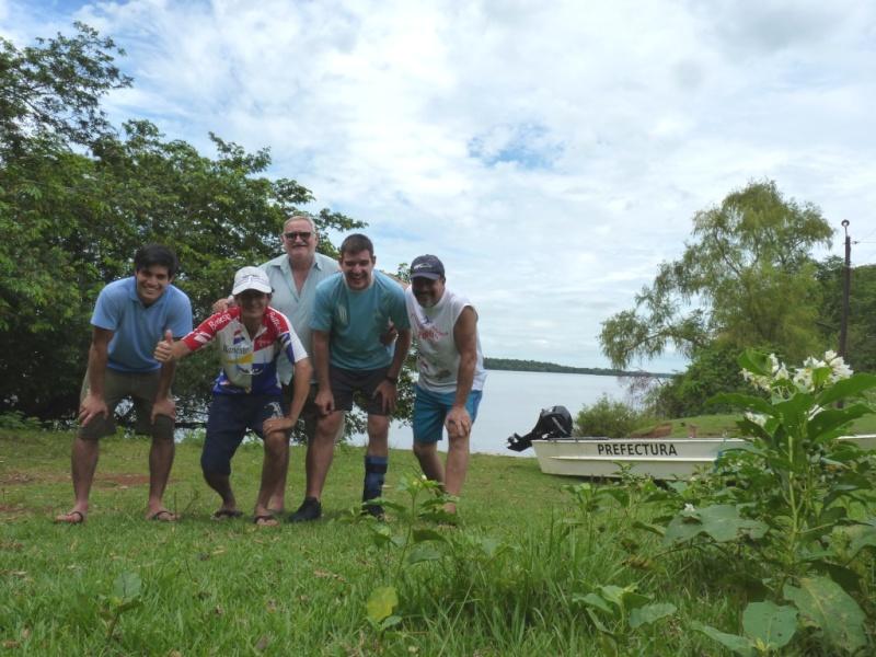 Kayakeada en Río Uruguay. Adrenalina pura...!!! 6dul10