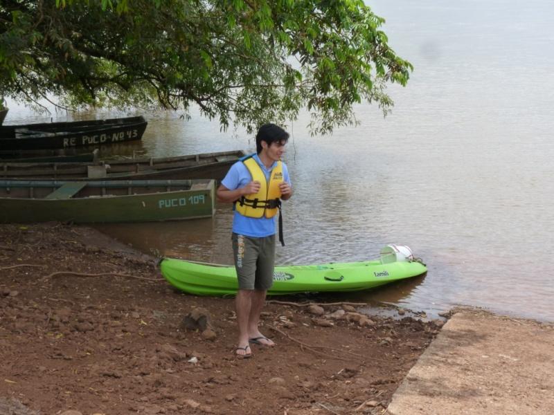 Kayakeada en Río Uruguay. Adrenalina pura...!!! 7eyh10