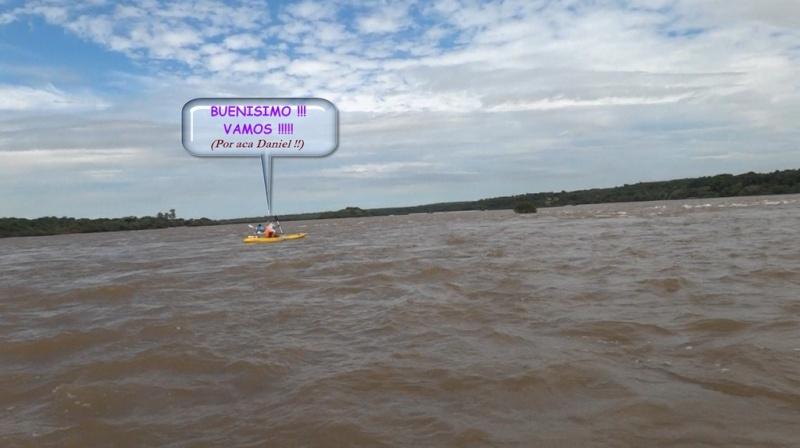 Kayakeada en Río Uruguay. Adrenalina pura...!!! Rkyy10