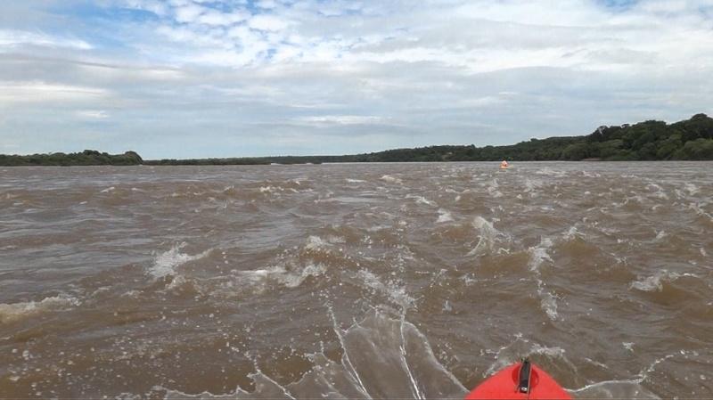 Kayakeada en Río Uruguay. Adrenalina pura...!!! U0hz10