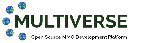 Multiverse DemoWorld community project Logo_m12