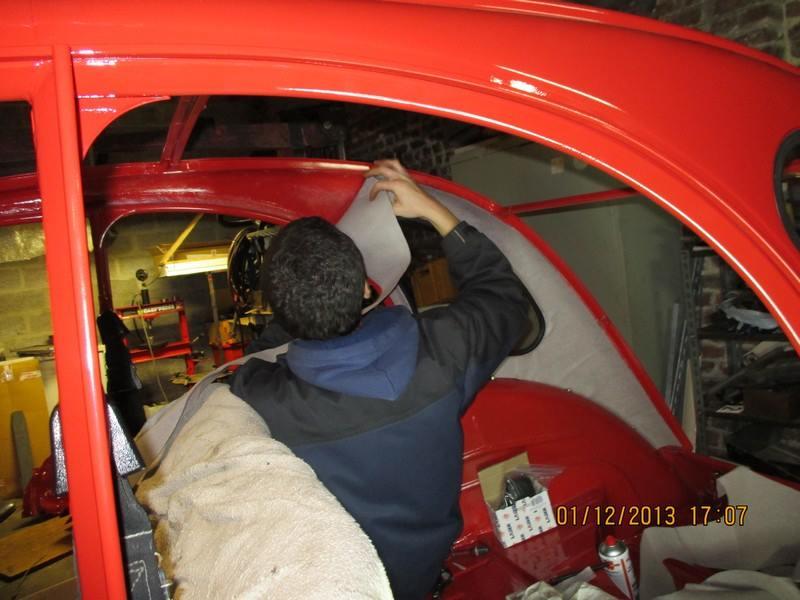 Projet restauration 2cv pour la bonne cause - Page 3 98833810