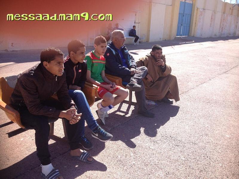 الفريق العريق سلام مسعد ( اليوم ) الجمعة  22.02.2014 0910