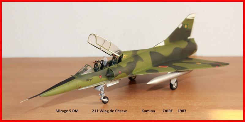 Mirage 5 DM Zaire 00410