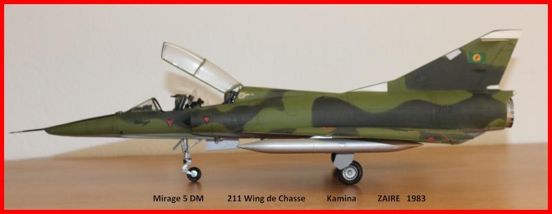 Mirage 5 DM Zaire 00610