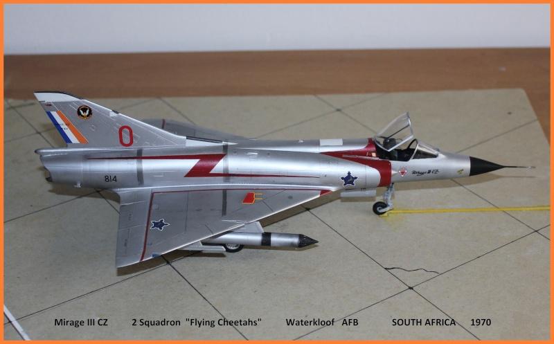 Mirage III CZ  Gabomi11