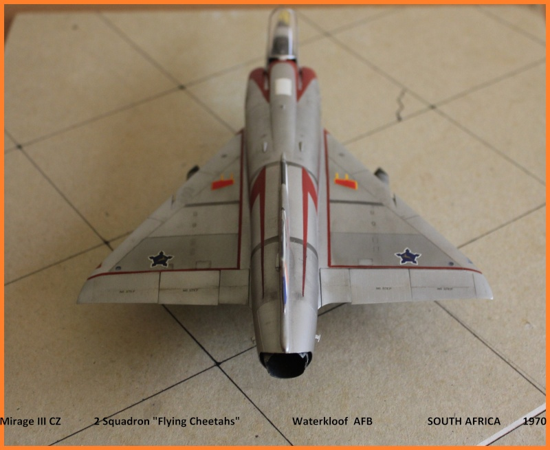 Mirage III CZ  Gabomi12