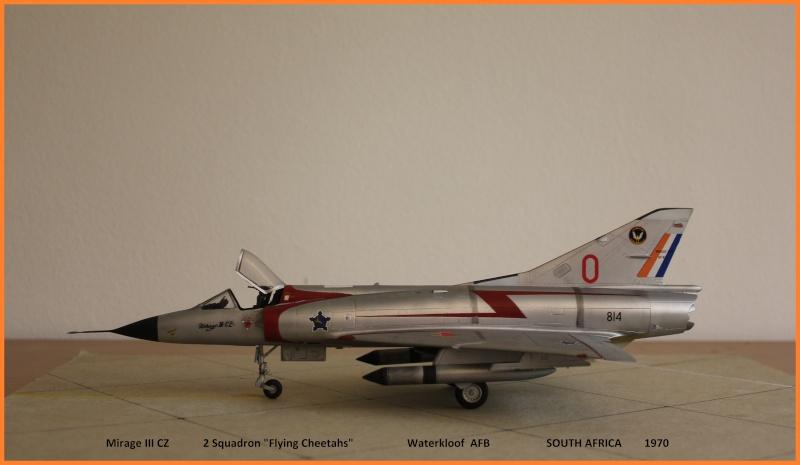 Mirage III CZ  Gabomi13