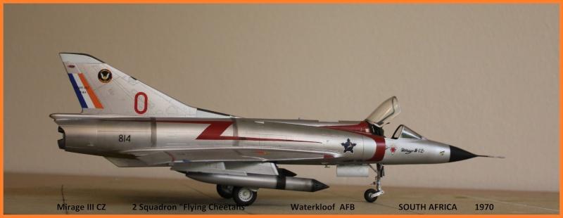 Mirage III CZ  Gabomi14