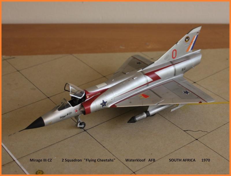 Mirage III CZ  Gabomi15
