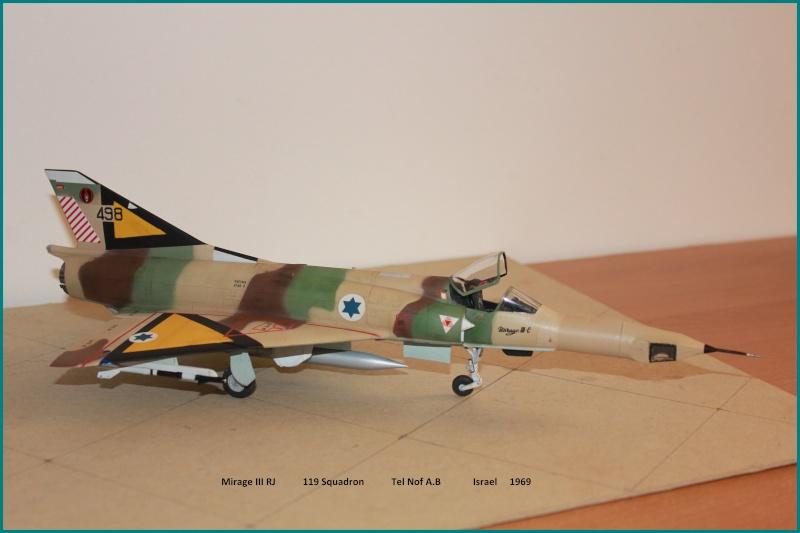 Mirage III RJ  Tzniut nose Iai_0110