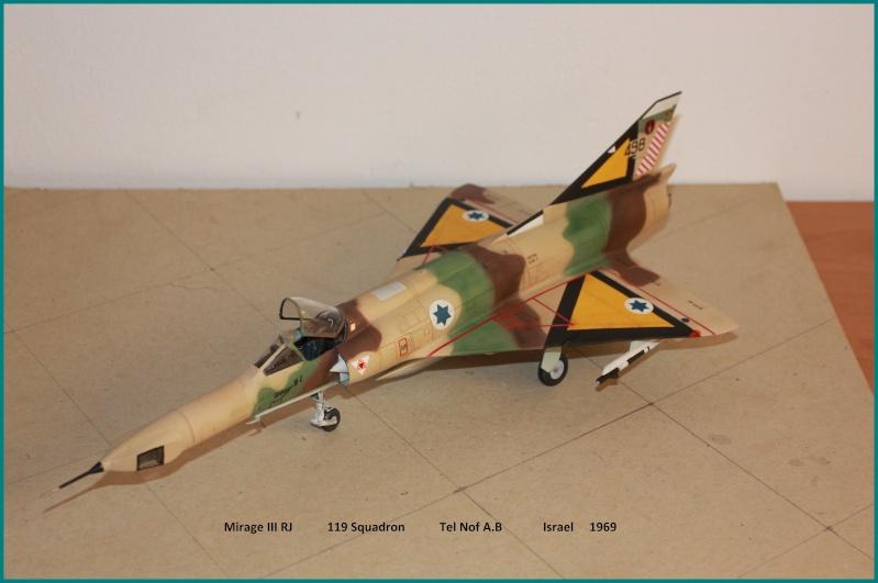 Mirage III RJ  Tzniut nose Iai_0111