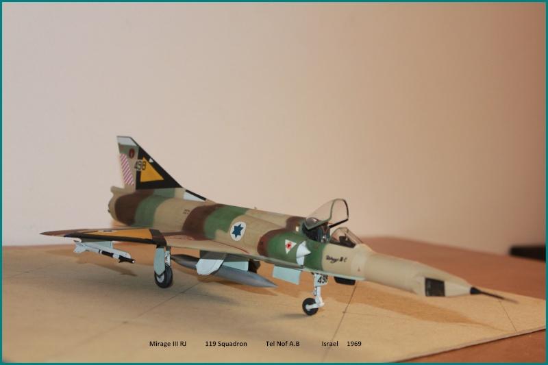 Mirage III RJ  Tzniut nose Iai_0112