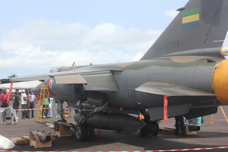 J.P.O  Base 01 Libreville GABON J210