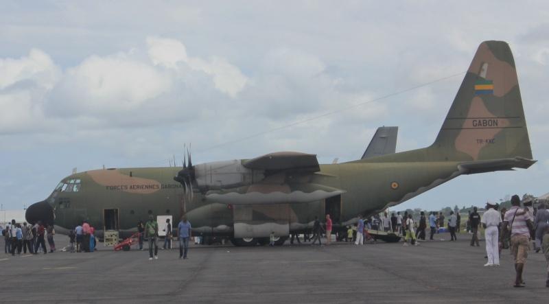 J.P.O  Base 01 Libreville GABON J410