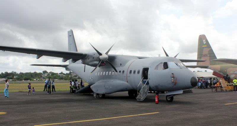 J.P.O  Base 01 Libreville GABON J510