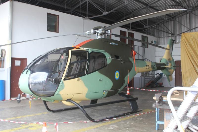 J.P.O  Base 01 Libreville GABON J610