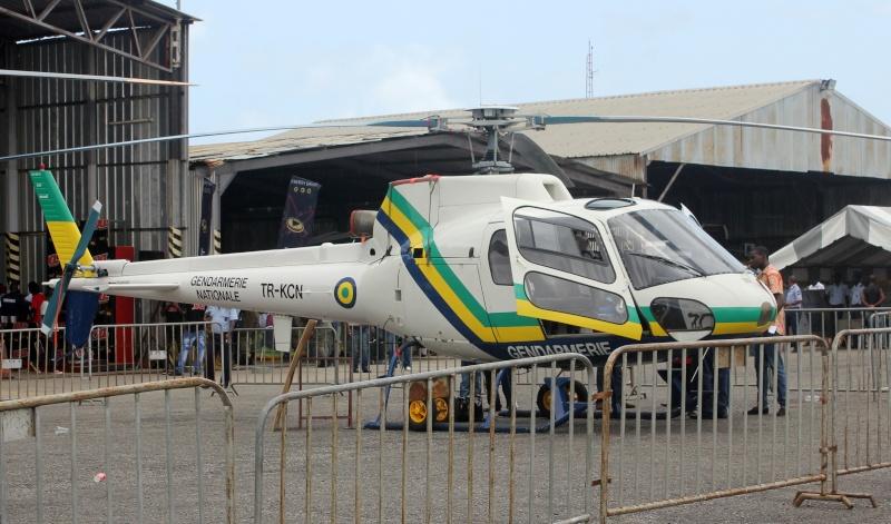 J.P.O  Base 01 Libreville GABON J711