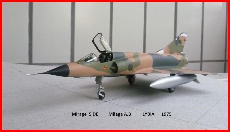Mirage 5 DE Lybie M5lybi10