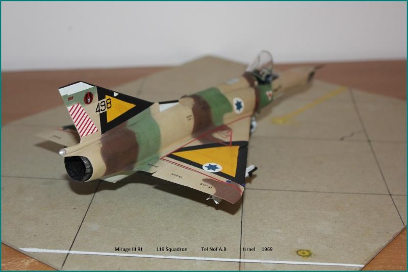 Mirage III RJ  Tzniut nose Miiicj10