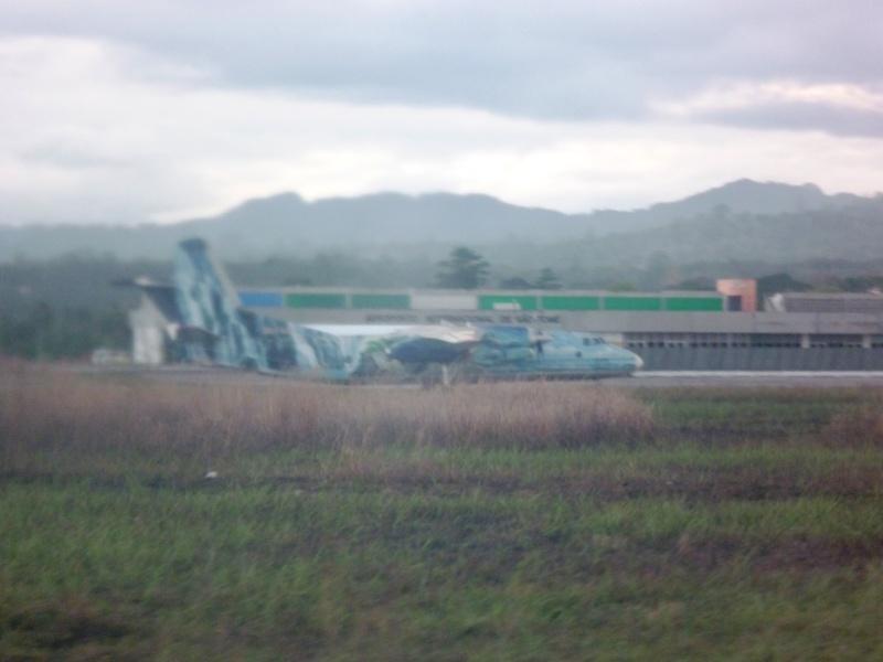 Avions à SAO TOME  Saotom10