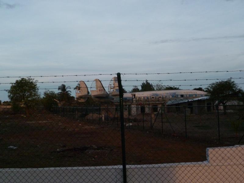 Avions à SAO TOME  Saotom11