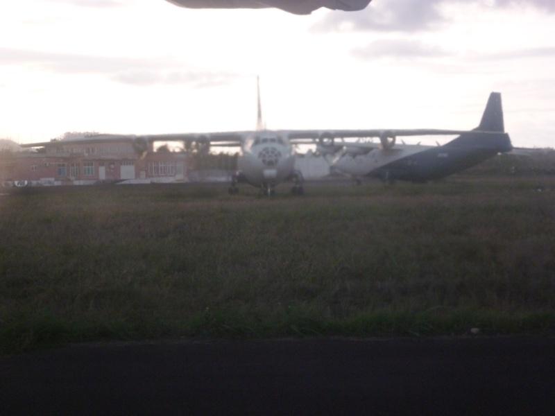 Avions à SAO TOME  Saotom15