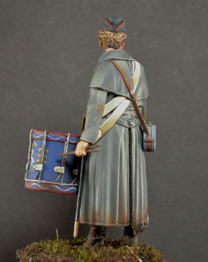 Drummer, Grenadier guards 1854 Dsc_2011