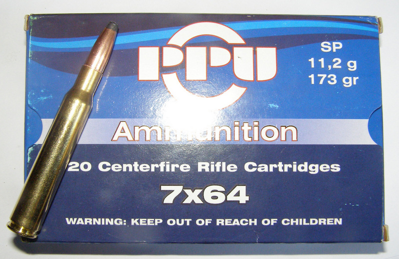 Munition 7 x 64 Partizan ? Pc150010
