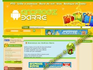 Androoz Barre [Site fermé - Membres impayés] - Page 2 Androo11