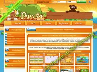 Paradise-Barre [Site disparu - Membres impayés] - Page 12 Paradi10