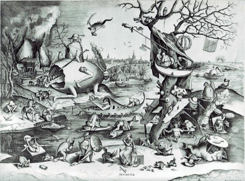 Art, fantastique et paranormal - Page 3 Pieter10
