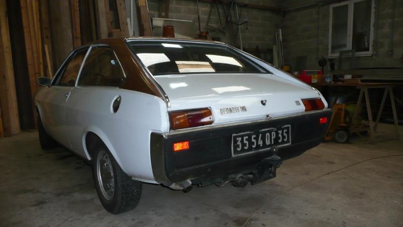 renault 15 ts Captur40