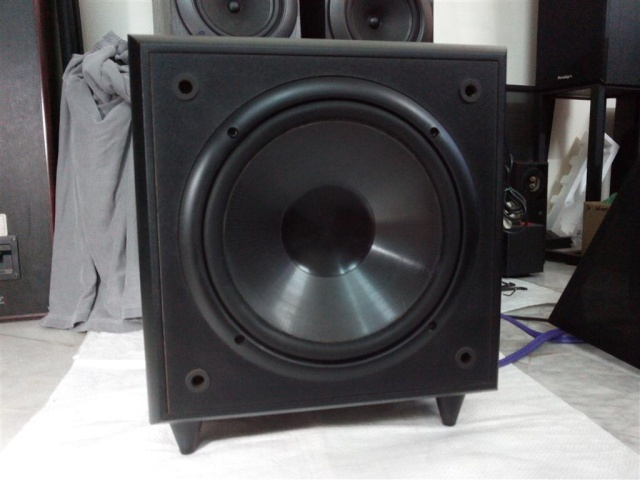 Infinity SSW-10 powered subwoofer (sold) 20142213