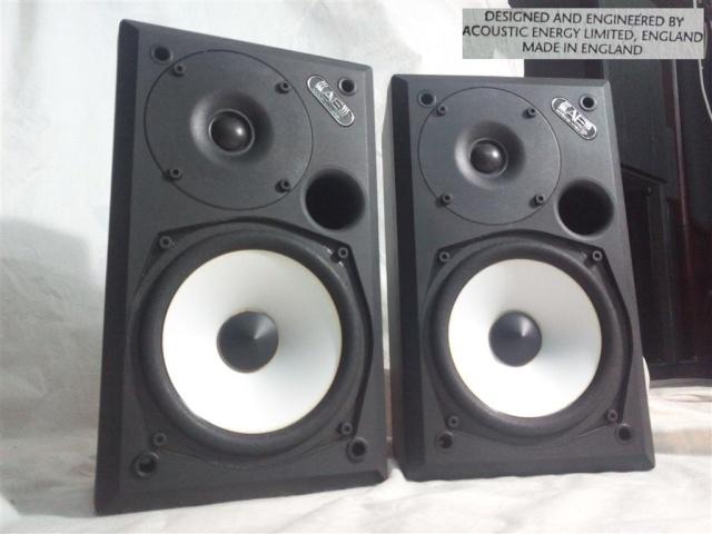 Acoustic Energy Aegis Compact speakers (sold) 20143115