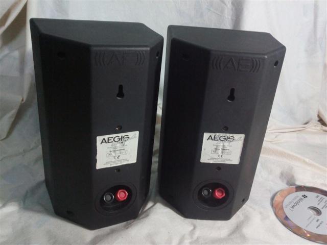 Acoustic Energy Aegis Compact speakers (sold) 20143117