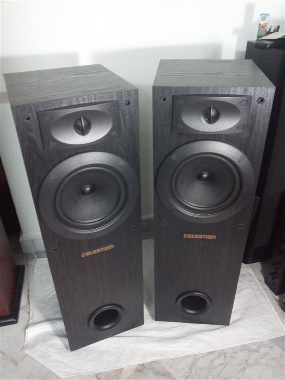 Celestion Impact 25 floor speakers (sold) 20143119