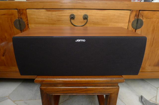 Jamo S60 CEN center speaker sold P1070560