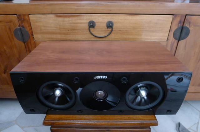 Jamo S60 CEN center speaker sold P1070561