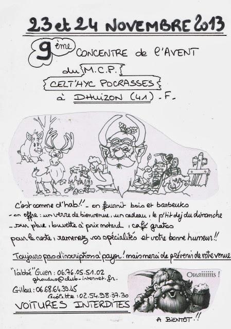 Novembre 2013, Pré-hivernale des Celt'hyc-Procrasses Avent_10