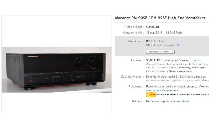 Marantz Pm15 version 1994 Pm-90s10